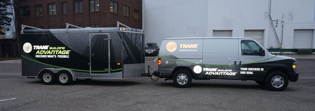 We Create Trailer and Fleet Graphics for Companies of ...