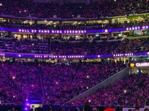 Brand Ink Minnesota Vikings Purple Glow